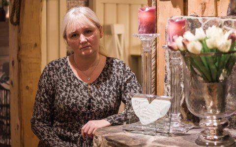 ET UBESKRIVELIG SAVN: Mamma Ritha Sommer forteller om et ubeskrivelig savn etter sønnen Stig-Johnny (18).