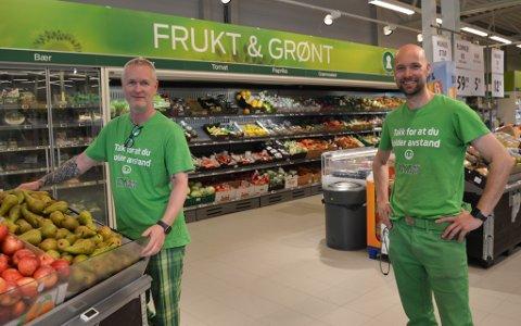Anstein Nilsen tar over som butikksjef når Bjørn Håkon Joki flytter til Malaysia sammen med familien sin.