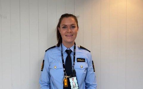 ØNSKER TIPS: - Vi ønsker å bli tipset om publikum har informasjon om falske profiler, sier Stine Abrahamsen hos Nettpatruljen Finnmark, og Alta politistasjon.