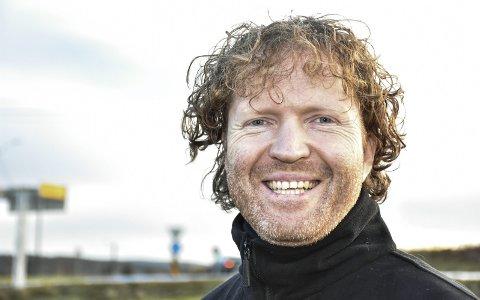 Spurte samferdselsministeren: Sp-politiker Sigbjørn Gjelsvik vil ha en slutt på køene ved rundkjøringen øst for Fetsundbrua.