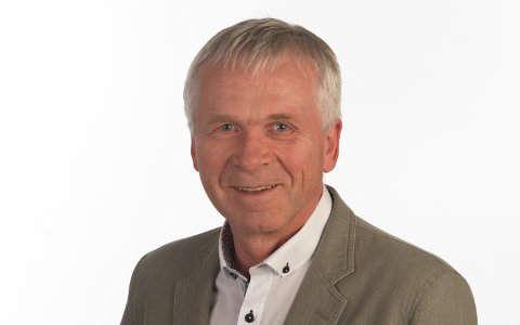 UTFORDRER: Arne Husveg står øverst på lista til det andre kristenpartiet i Hå, Partiet de kristne.