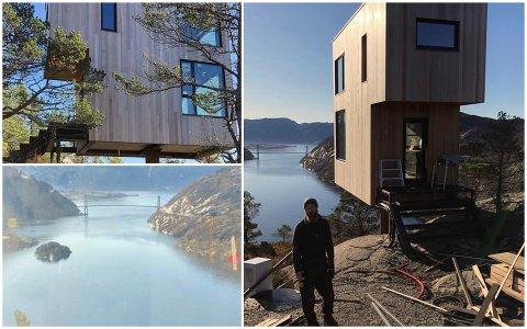 """""""The Bolder"""" er et spektakulært prosjekt, bygget av Norgeshus Boly."""