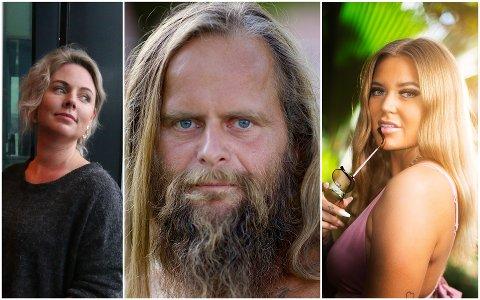 Else Strøm Larsen,  (f.v.), Frank Aniksdal og Siv Meyer.