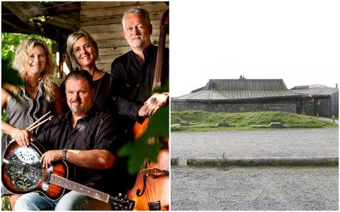 KONSERT: Mandag 3. august er fullmånekonsertane tilbake på Orre friluftshus med svensk-danske Perry Stenbäck & Dekadansorkestern.