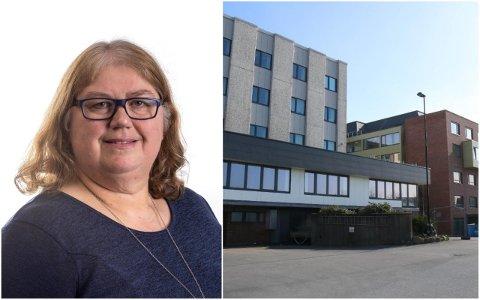 MEIR PENGAR I ÅR: Kommunalsjef Vigdis Monsen Austdal opplyser at institusjonane i Hå kommune har fått seks millionar kroner meir i koronapengar i år.
