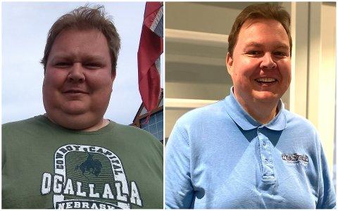 NYTT LIV: Jan Asle Sele har fått et nytt og lettere liv med minus 50 kilo.