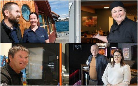 KORONASTØTTE: 26 bedrifter i Hå kommune har fått koronastøtte. Blant desse er Sirevåg konferansehotell, Årdal maskinering, Kafé Jærbuen og Holdeplassen.