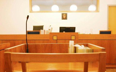 DØMT: Holmestrand-mannen ble i Vestfold tingrett dømt til 40 dager i fengsel.