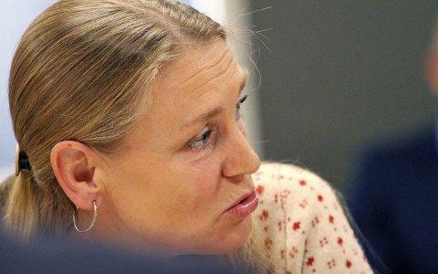 Tar saken: Grete Wold (SV) skal ta saken opp med fylkestinget.foto: jarl rehn-Erichsen