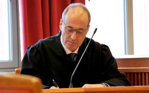 AKTOR: Aktor i saken, politiadvokat Kjell Ove Ljosåk, la ned påstand om 36 dagers fengsel og 15 000 kroner i bot, noe retten også landet på.