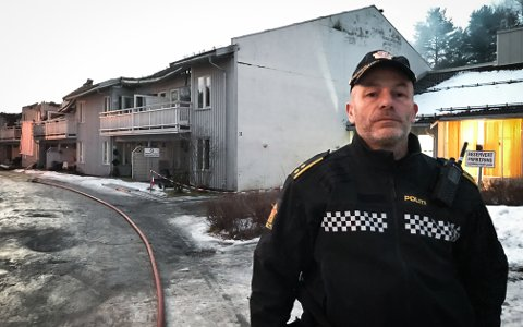 Innsatsleder, Kjell Eivind Rilvaag