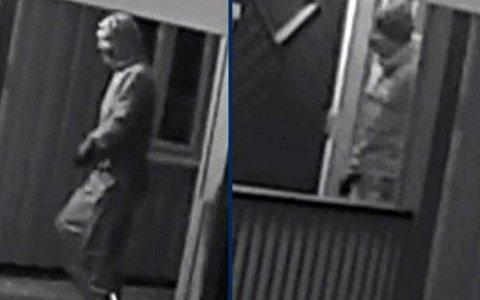 Brøt seg inn: To maskerte menn brøt seg inn i Hvittingfoss fruktlager og stakk av med et par dyre motorsager i september. Politiet står fortsatt uten spor. Nå har også saken blitt tatt opp i Åsted Norge.