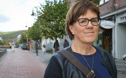 BEKYMRET: Linda Lavik, Norsk Sykepleierforbund, Buskerud.