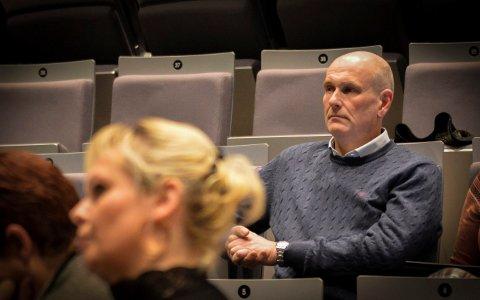 EIENDOMSDIREKTØR: Geir Øystein Andersen i KKE har avviklet bruken av alle bankkort i KKE. I forrige uke var han tilhører da kommunestyret behandlet KKE-undersøkelsen.