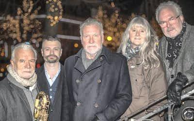 KOMMER: Siris Svale band holder konsert på EnergiMølla 4. mars.