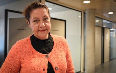 Ny psykolog: Natallia S. Gits er ansatt som  kommunepsykolog i Kongsberg kommune, i det som er en nyopprettet stilling.