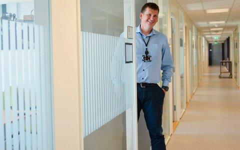 Fra 1. august blir Fagskolen Viken en ny enhet, med tre fagskoler slått sammen til en. Eirik  Hågensen blir den nye rektoren, en stilling han har hatt på Tinius Olsen i tre år.