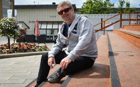JAZZHØST: Kai Gustavsen, festivalsjef i Kongsberg jazzfestival, har straks klart programmet for høstens jazzweekend.