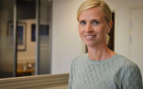 INNSENDEREN: Kommuneoverlege Ane Wigenstad Kvamme.