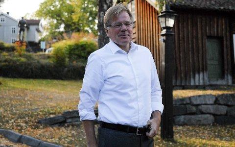 SKAL OVERTA MYNTA: Svein Skarheim, direktør ved Norsk Bergverksmuseum, sier de må prioritere knallhardt.