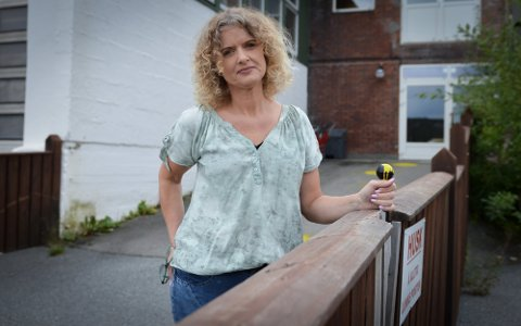 SMITTE: Styrer i Sølvstuffen barnehage, Heidi Aggvin Løchen, bekrefter at det er smitte i barnehagen.