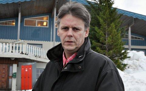 Ny leder: Kenneth Grav er ny leder i Lofoten Avfallsselskaps styre.Arkivfoto