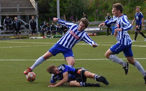 Tap: Tor-Inge Nikolaisen og Svolvær tapte 3-0 borte mot Andenes lørdag.Foto: Arkiv