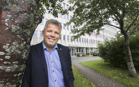 Bjørnar Skjæran fra Lurøy er førstekandidat for Nordland Arbeiderparti.