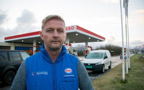 - Å miste de eksisterende innkjøringene vil treffe den betydelige tungtrafikken vår hardt, har daglig leder ved Esso Leknes og Vestvågøy servicesenter Bjarthe Hansen forklart.