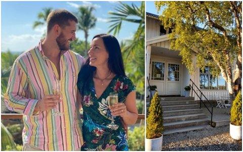 Anette hadde planer om å ta seg ett års permisjon fra Bringen Kaffebar, for å bo på Cayman Islands med forloveden Jan Alec. Nå er alt satt på vent.