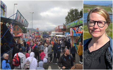 Det blir ikke tivoli eller countryfestival i år, men prosjektleder Emma Gunnarsson har store planer for Høstvekka.