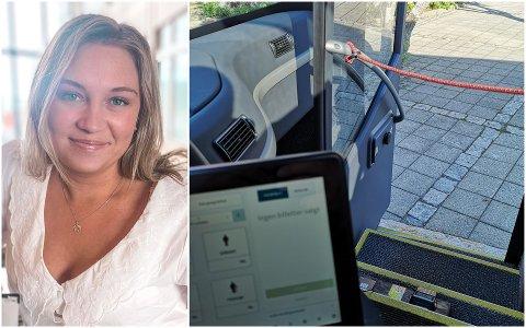 Isabell Grønnslett i Nordland fylkeskommune varsler at det snart kan bli dyrere å snike på bussen.
