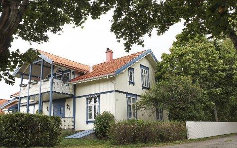 Skatt: Charlottenborg fritas ikke for eiendomsskatt. foto: helge warberg-knoll