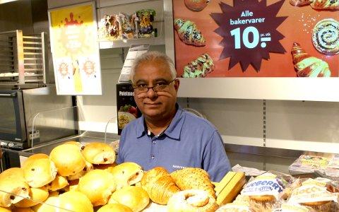 SLUTTER: Raman Sangar ser tilbake på en fin tid i Moss, men nå vil han jobbe tettere på hjemmet i Oslo.