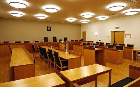 Dommen: –Vi har lagt frem forslag i Stortinget om en utredning som tar for seg sammenhengen mellom ressurssituasjonen og fremtidig kompetansebehov i politiet, domstolene og kriminalomsorgen, skriver artikkelforfatterne. foto: Geir Hansen