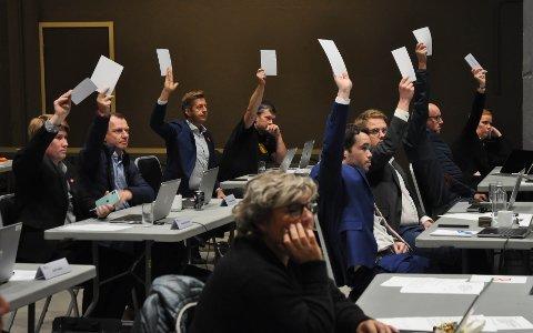 IMOT: Frp, Venstre, Ny Kurs og uavhengig stemte imot Moss Havns strategiplan.