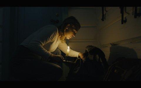 PREMIERE: «Nordlands Jeanne d'Arc» er basert på den utrolige historia om motstandskvinnen Liv Grannes, som spilte en betydelig rolle under andre verdenskrig. Nå er filmen ferdig og klar for premiere 19. januar.