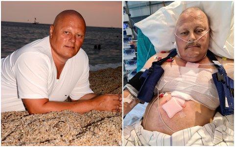 De siste fire månedene har bydd på utfordringer og sykdom for Bjørn Willy Stensen.