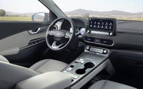 Hyundai lanserer ny innstegsmodell av sin Kona, samtidig kutter de prisene på Long Range-versjonene med 25.000 kroner.
