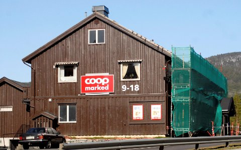 Coop Marked Heidal stenger dørene etter 10. april.