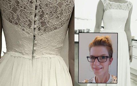Kaja Lundbø skal gifte seg, men kjolekjøpet gikk ikke helt etter planen.