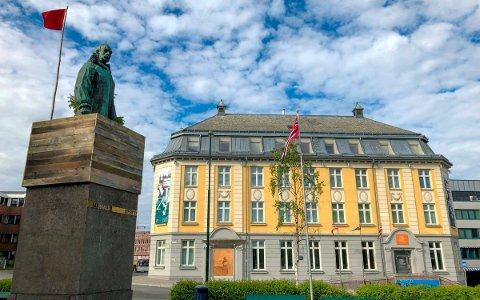 DIREKTØR: Nordnorsk kunstmuseum er midt i prosessen med å ansette ny direktør.