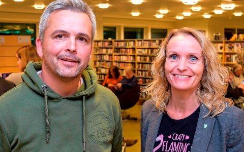 POLITIKK: Guri Bråthen (Ap) fikk ordfører Bror Helgestad (Sp) og hans blågrønne flertall til å snu. Dermed blir det ingen privatisering av heldøgns botilbud i rus- og psykiatriomsorgen i Østre Toten.