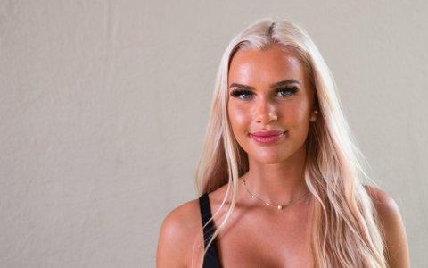 IKKE FORNØYD: Ida Johansen Aaserud er ikke fornøyd med kroppsfokuset i vårens Paradise Hotel - som hun selv er med i.