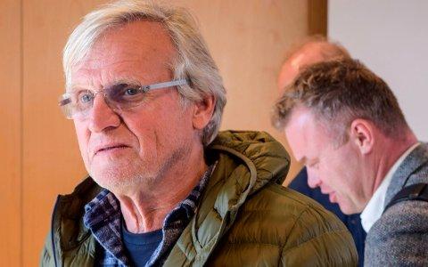 UTVALGSLEDER: – Dette bygget vil ikke være til sjenanse for verken gravhaug eller naboer, mente utvalgsleder Ole Harald Fjeldstad.