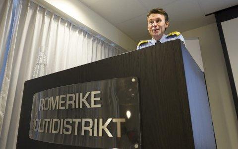 Forslag: Ordførerne i Ski og Oppegård synes politimester, Steve Hasseldal kom med mange dårlige forslag sin hørringsrapport.