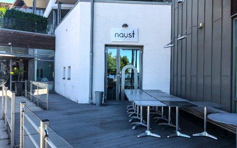 PLANLA GJENÅPNING: - Planen var å gjenåpne Naust i samme tidsrom som Sjøslag og Burglar, sier Lars-Ludvig Jacobsen.