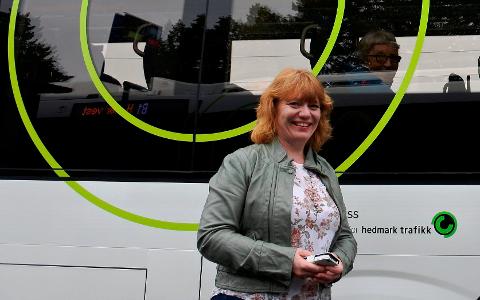 JOBBSØKER: Anne Karin Torp Adolfsen har hatt samferdselsansvar i Hedmark i åtte år. Nå kjemper hun om å få ansvar for bibliotek og Ungdommens hus i Elverum.