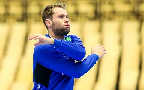 TAPTE: Petter Øverby & co. gikk på et forsmedelig tap mot Frankrike i åpningskampen i VM.