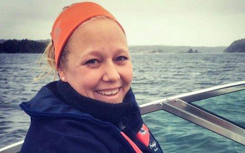 Underlig prioritering: Anniken Johnsgård reagerer på utsettelsen av rehabiliteringen av Tjøme ungdomsskole.
